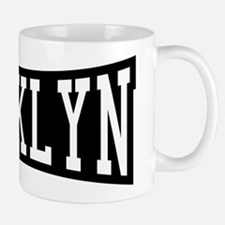 CROOKLYN, NYC Mugs