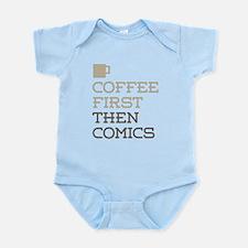 Coffee Then Comics Body Suit