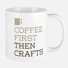Coffee Then Crafts Mugs