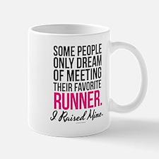 I Raised My Runner Mugs