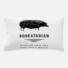 Porkatarian Pillow Case