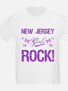 New Jersey Girls Rock T-Shirt