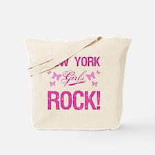 New York Girls Rock Tote Bag