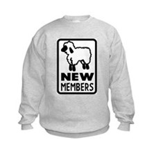New Members Sweatshirt