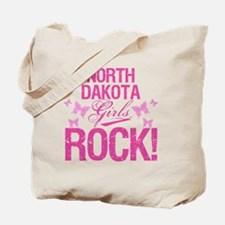 North Dakota Girls Rock Tote Bag
