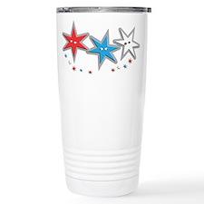 Patriotic Friends Travel Mug