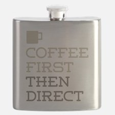 Coffee Then Direct Flask
