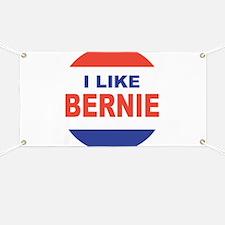 i like bernie 2016 Banner