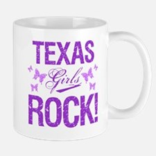Texas Girls Rock Mug