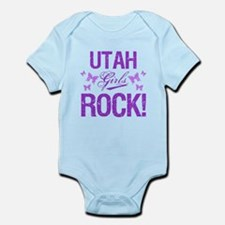 Utah Girls Rock Body Suit