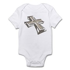 Vintage Cross Infant Bodysuit