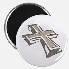 Vintage Cross Magnet