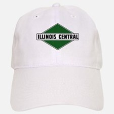 Illinois Central Baseball Baseball Cap