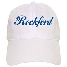 Rockford (cursive) Baseball Cap