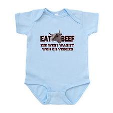 EAT BEEF Body Suit