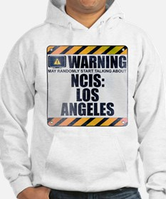 Warning: NCIS: Los Angeles Hoodie