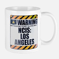 Warning: NCIS: Los Angeles Mug