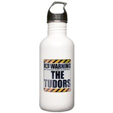 Warning: The Tudors Water Bottle