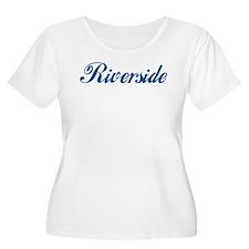 Riverside (cursive) T-Shirt
