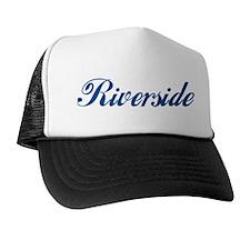 Riverside (cursive) Trucker Hat