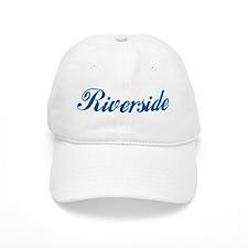 Riverside (cursive) Baseball Cap