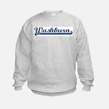 Washburn (sport-blue) Sweatshirt