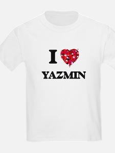 I Love Yazmin T-Shirt