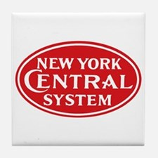 New York Central 1 Tile Coaster