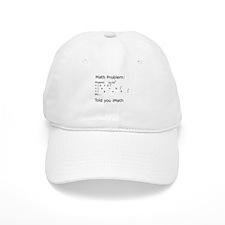 iMath Baseball Cap