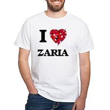 I Love Zaria T-Shirt