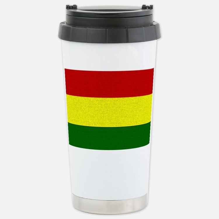 Rasta Travel Mug