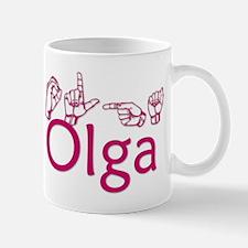 Olga Mugs