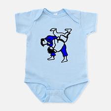 Judo Infant Bodysuit