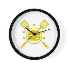 Master Griller Wall Clock