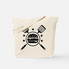 Master Griller Tote Bag