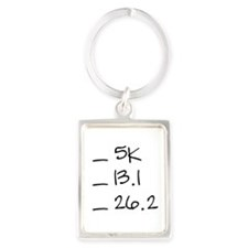 Cute 5k Portrait Keychain