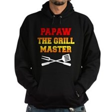 Papaw The Grill Master Hoodie