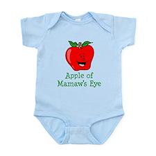 Apple of Mamaw's Eye Body Suit