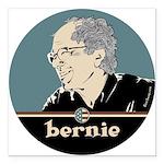 Bernie Sanders Square Car Magnet 3