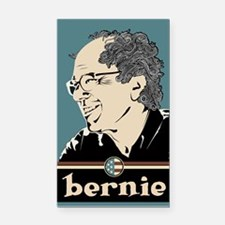 Bernie Sanders Rectangle Car Magnet