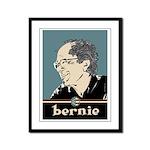 Bernie Sanders Framed Panel Print