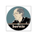 Bernie Sanders Square Sticker 3