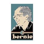 Bernie Sanders Sticker (Rectangle)