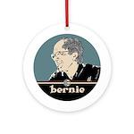 Bernie Sanders Ornament (Round)