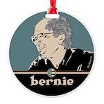 Bernie Sanders Round Ornament