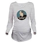 Bernie Sanders Long Sleeve Maternity T-Shirt