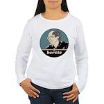 Bernie Sanders Women's Long Sleeve T-Shirt