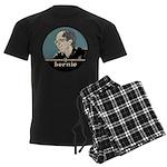 Bernie Sanders Men's Dark Pajamas