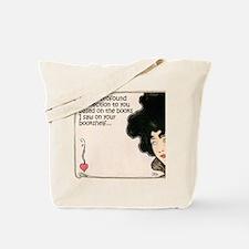 The Books on Your Bookshelf Tote Bag