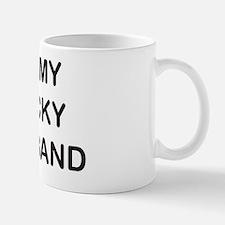 Cute Hotwife and cuckold Mug